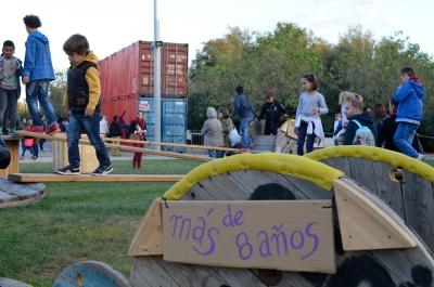 Río y Juego - Circo Recirco